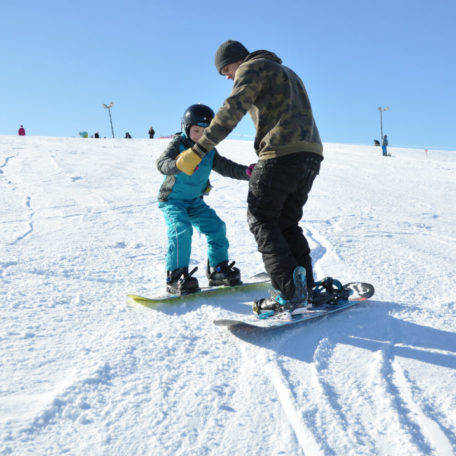 Holiday Snowboard Camp