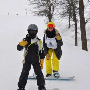2019 Holiday Ski Camp  (ages 10-15)