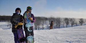 Holiday Ski & Snowboard Camps