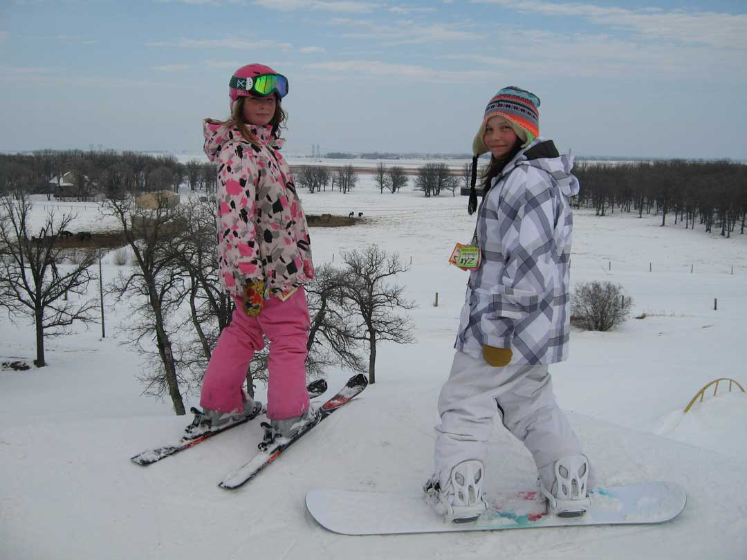 HOliday ski and snowboard camps