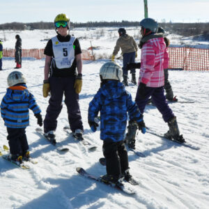 Holiday Ski Camp- (ages 7-15)